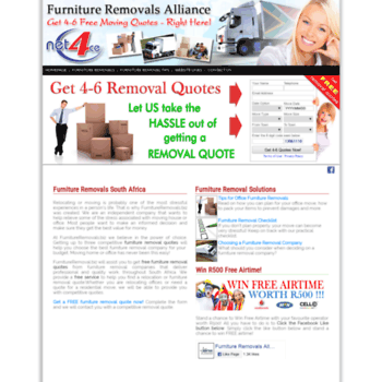 Furnitureremovals.biz thumbnail