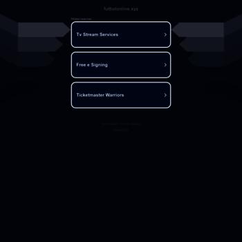 Futbolonline.xyz thumbnail