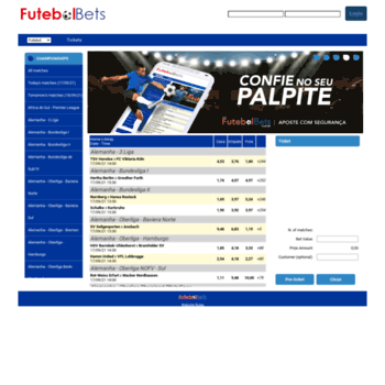 Futebolbets.com.br thumbnail