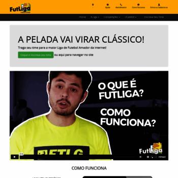 285b5bc8416d0 futliga.com.br at Website Informer. Visit Futliga.