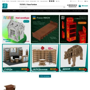 Веб сайт futufu.com