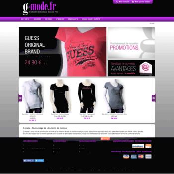 G-mode.fr thumbnail