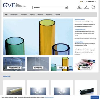 G-v-b-shop.de thumbnail