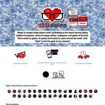 otaku Freundin Dating-Website Beispiel-Online-Dating-Brief