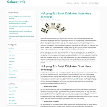 Galapagar-info.net thumbnail