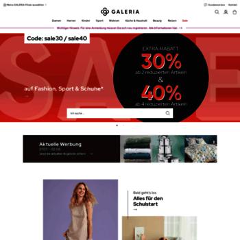 GALERIA Karstadt Kaufhof | Online Shop für Haushaltswaren
