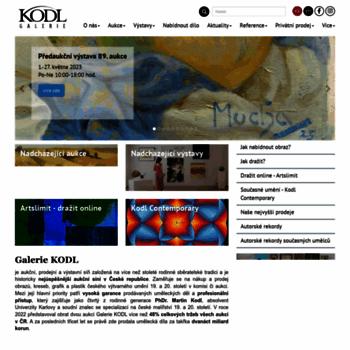Galeriekodl.cz thumbnail
