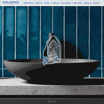 Galeriesducarrelage.fr thumbnail