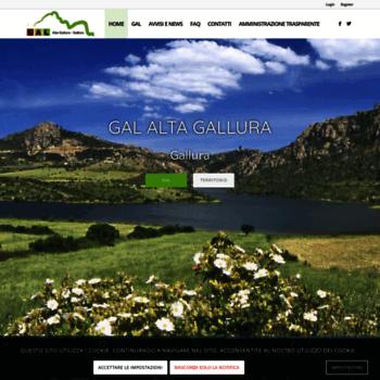 Galgallura.it thumbnail