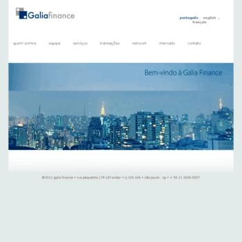 Galiafinance.com.br thumbnail