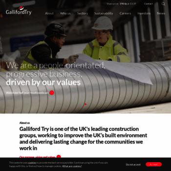 Gallifordtry.co.uk thumbnail