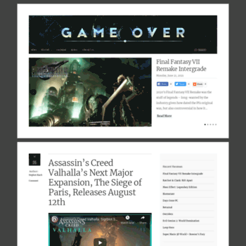 Game-over.net thumbnail