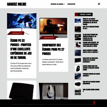 Gamerzonline.fr thumbnail