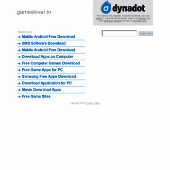 Gameslover.in thumbnail