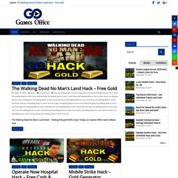 gameoffice net hack