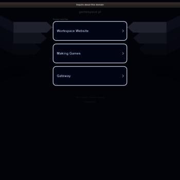 Gamespace.pl thumbnail