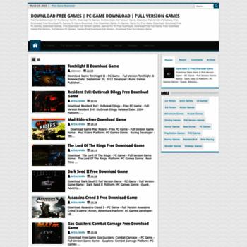 Gamespeek.blogspot.com thumbnail