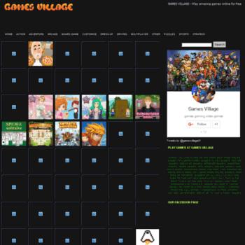 Gamesvillage.co.uk thumbnail
