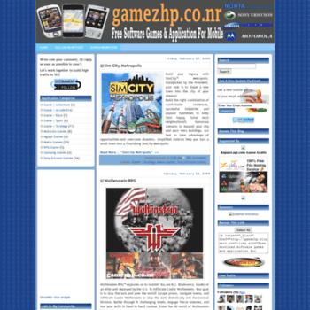 Gamezhp.blogspot.com thumbnail