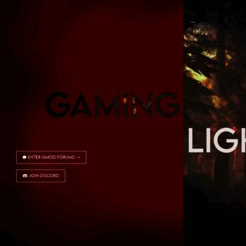 gaminglight com at WI  Home · Gaminglight