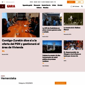 Gara.net thumbnail
