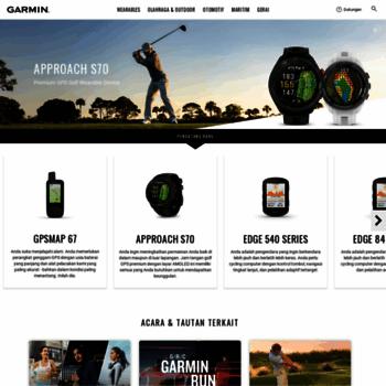 Garmin.co.id thumbnail