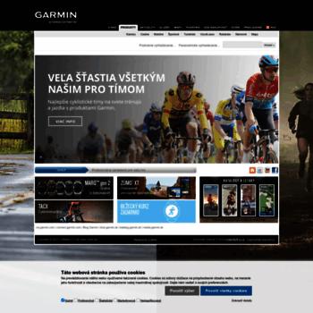 Garmin.sk thumbnail