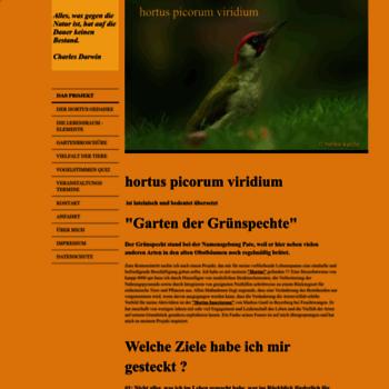 Garten-der-gruenspechte.de thumbnail