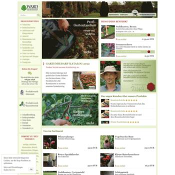 Gartenbedarf Versandde At Wi Gartenbedarf Versand Richard Ward