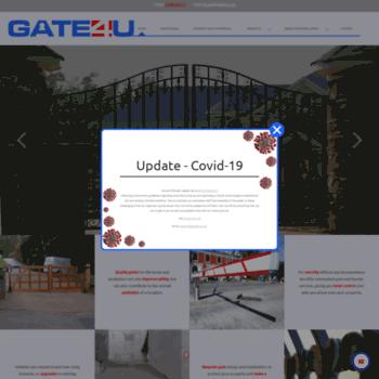 Gate4u.co.uk thumbnail