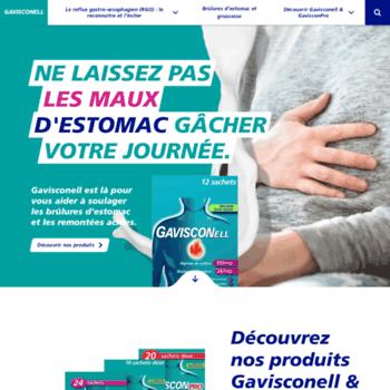 Gavisconell.fr thumbnail