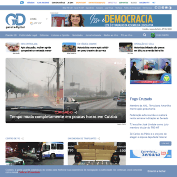 Gazetadigital.com.br thumbnail