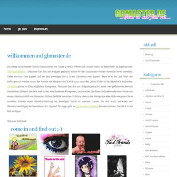 Gbmaster.de thumbnail
