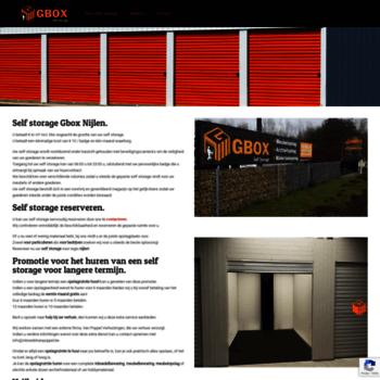 Gbox.be thumbnail