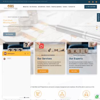 gbsei com at WI  DMCC Company Formation in Dubai, Ajman Free Zone