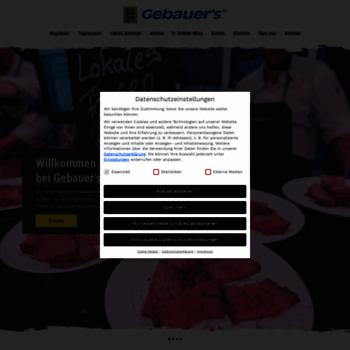 Gebauer-markt.de thumbnail