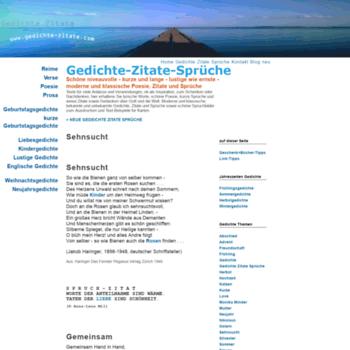 Gedichte Zitatecom At Wi Gedichte Sprüche Zitate