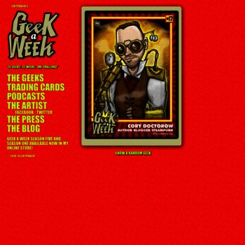 Geekaweek.net thumbnail