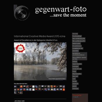Gegenwart-foto.de thumbnail