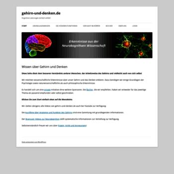 Gehirn-und-denken.de thumbnail