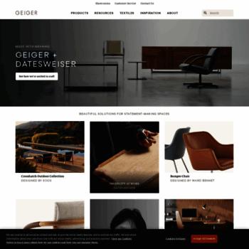 Geigerfurniture Com At Wi Office Furniture Geiger