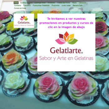 Gelatiarte.com.mx thumbnail