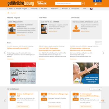Gelaweb.de thumbnail