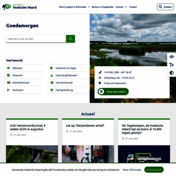 Gemeentehw.nl thumbnail