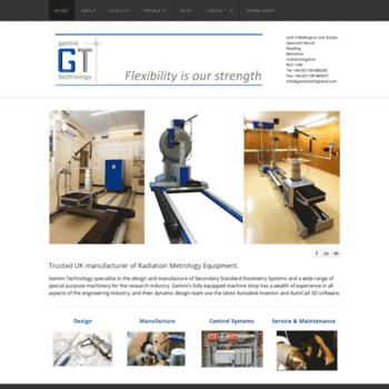 Geminitechnologyltd.com thumbnail