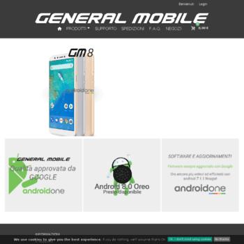 Generalmobile.it thumbnail