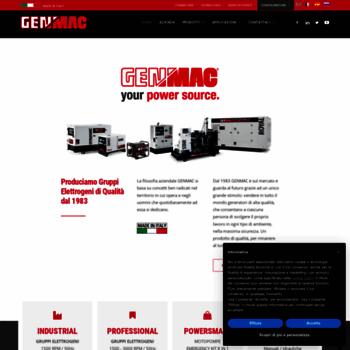 Genmac.it thumbnail