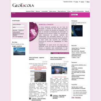 Geoescola.org thumbnail