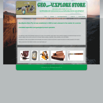 Geoexplorestore.co.za thumbnail