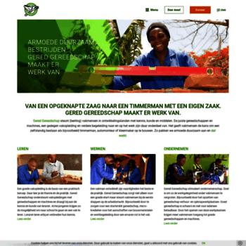 Geredgereedschap.nl thumbnail